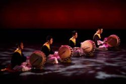 World @ Midday: Ensemble Jeng Yi | Korean Drum and Dance @ Martin Family Lounge, 219 Accolade East Building, York University