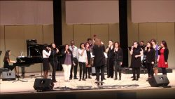 Jazz @ Midday: York University Jazz Choirs @ Martin Family Lounge, 219 Accolade East Building, York University