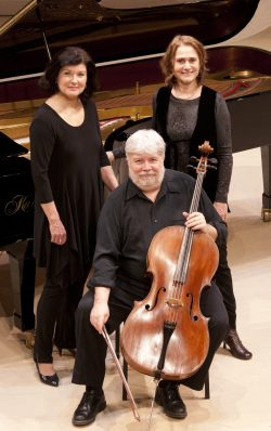 Faculty Spotlight: The Accolade Trio @ Tribute Communities Recital Hall, 112 Accolade East Building, York University