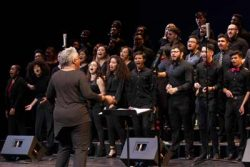 York University Gospel Choir @ Sandra Faire and Ivan Fecan Theatre, 110 Accolade East Building, York University