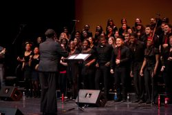 York University Gospel Choir @ Tribute Communities Recital Hall, 112 Accolade East Building, York University