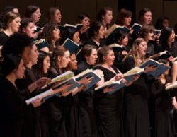 York University Chamber Choir @ Tribute Communities Recital Hall, 112 Accolade East Building, York University
