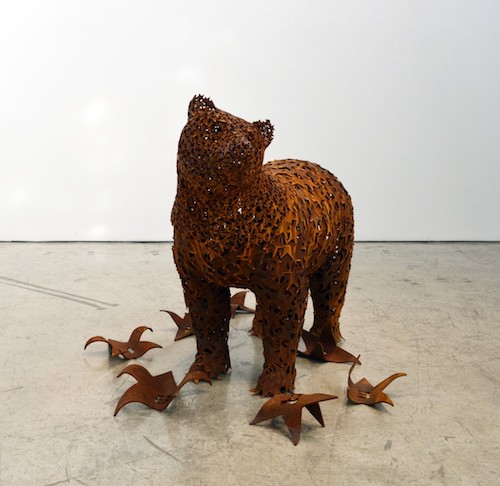 The Treadwell Bear, by John McEwen
