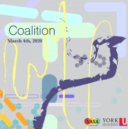Coalition: Visual Art & Art History Open House @ Joan and Martin Goldfarb Centre for Fine Arts & the Gales Gallery