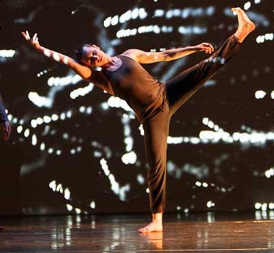 Dancer from SPARKS, 2018